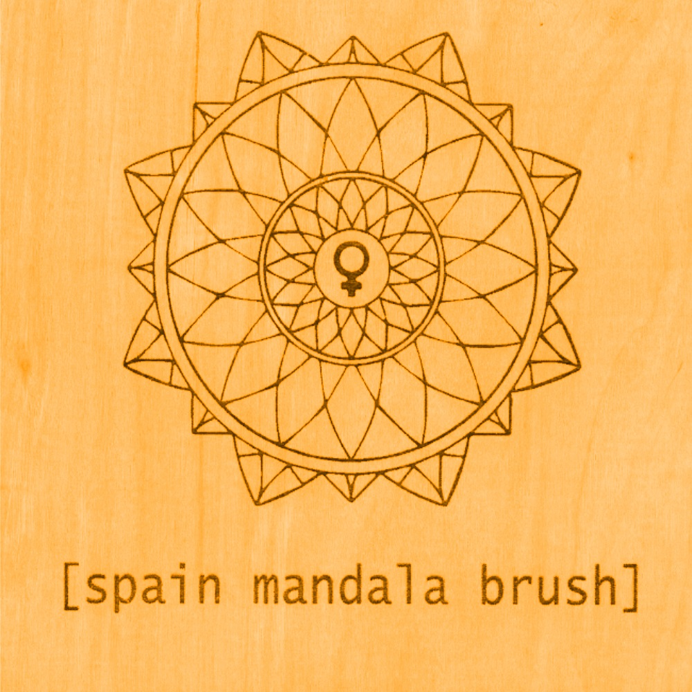 Mandala Brush